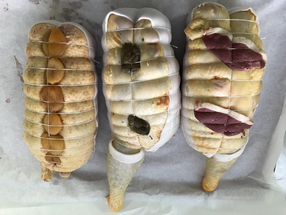 Magrets de canard. Volailles Marceteau